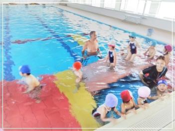 教育内容 水泳