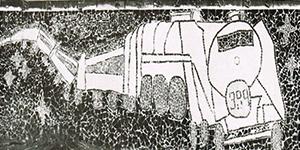 卒園制作1984